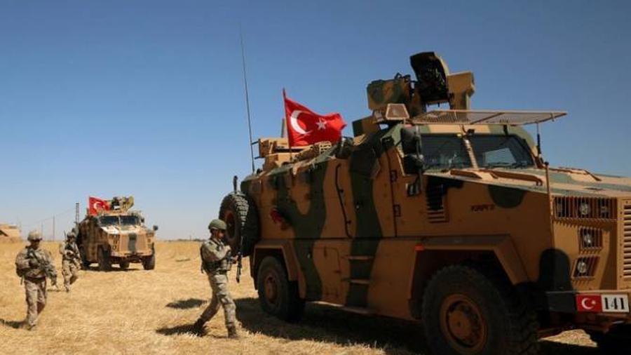 Դամասկոսը պահանջել Է անհապաղ դուրս բերել թուրքական զորքերը Սիրիայից  armenpress.am 