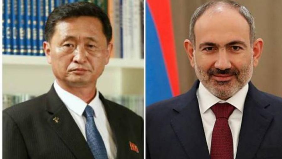 Հյուսիսային Կորեայի վարչապետը Փաշինյանին հղած ուղերձում հույս է հայտնել, որ  առաջընթաց կգրանցվի երկկողմ հարաբերությունների զարգացման գործում