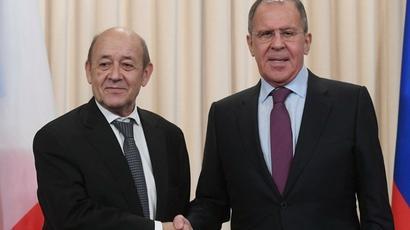 ՌԴ և Ֆրանսիայի ԱԳ նախարարները ՄԱԿ-ի ԳՎ շրջանակում քննարկել են իրավիճակը ԼՂ-ում՝ անդրադառնալով ԵԱՀԿ Մինսկի խմբի ձևաչափին |tert.am|