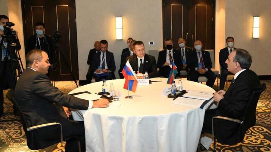 Երեկ հանդիպում է տեղի ունեցել ՀՀ, ՌԴ և Ադրբեջանի գլխավոր դատախազների միջև