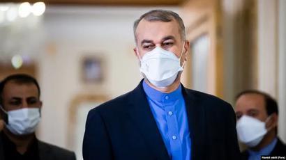Ադրբեջանի և Իրանի ԱԳ նախարարները քննարկել են տարածաշրջանային իրավիճակը |azatutyun.am|
