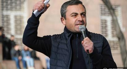 Սեպտեմբերի 26-ին ունենք երթ, դրանից հետո կտեսնեք բազմաթիվ ակցիաներ եւ գործողություններ․ Իշխան Սաղաթելյան |armenpress.am|