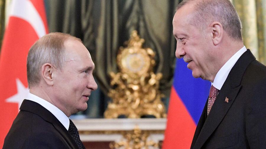 Պուտինն ու Էրդողանը առաջիկա հանդիպմանը կքննարկեն Իդլիբի վերաբերյալ պայմանավորվածությունների կատարման ընթացքը․Լավրով |tert.am|