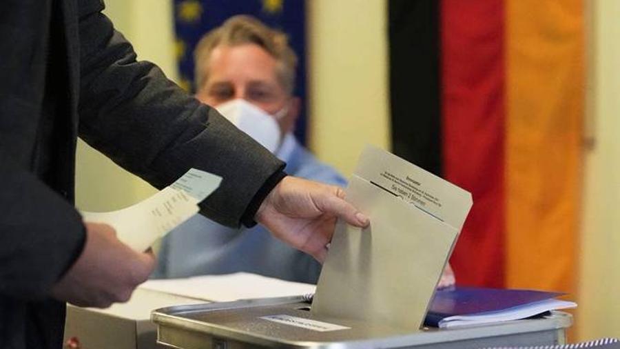 Գերմանիայում Բունդեսթագի ընտրություններ են անցկացվում |armenpress.am|
