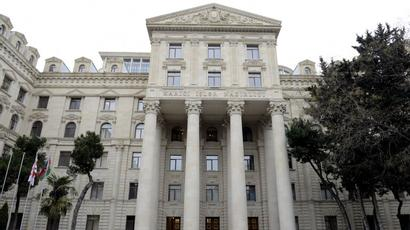 The Azerbaijani Foreign Ministry reiterates that it is ready to settle relations with Armenia on the basis of international law