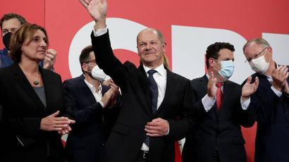 Սոցիալ-դեմոկրատները հաղթում են Բունդեսթագի ընտրություններում. նրանք 10 մանդատ ավելի շատ են ստացել, քան նախկին իշխող դաշինքը |tert.am|