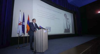 Տեղի է ունեցել «Քաղաքացիական պայմանագիր» կուսակցության Գյումրու ավագանու համամասնական ընտրությունների նախընտրական ծրագրի ներկայացումը