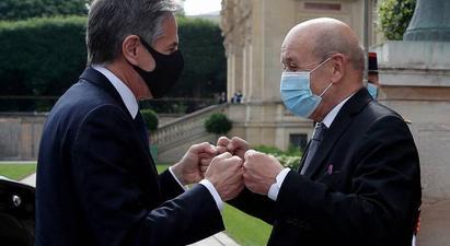 Հայտնի է Ֆրանսիայի և ԱՄՆ արտգործնախարարների հանդիպման օրը |armenpress.am|