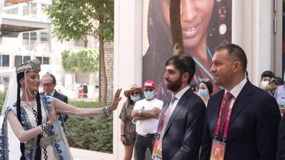 «ԷՔՍՊՈ 2020 ԴՈՒԲԱՅ» համաշխարհային ցուցահանդեսում բացվել է Հայաստանի տաղավարը