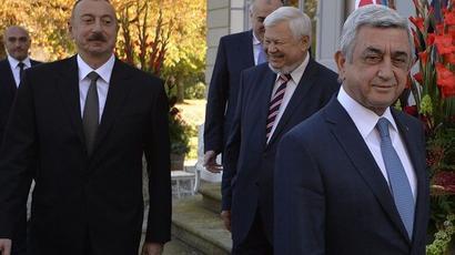 Ադրբեջանի ղեկավարը իրեն պահում է գլուխգովան դեռահաս տղայի պես․ Սերժ Սարգսյանը պատասխանել է Ալիևի հայտարարություններին