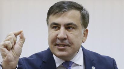 Վրաստանում Ուկրաինայի հյուպատոսը բանտում այցելել է Սաակաշվիլիին |tert.am|