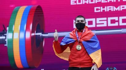 Հայաստանի երիտասարդական թիմը մեդալային հաշվարկում առաջինն է Ծանրամարտի Եվրոպայի առաջնությունում |armenpress.am|