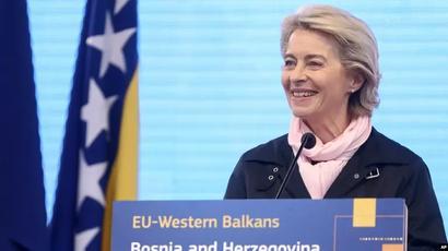 Եվրահանձնաժողովի նախագահը մեկնաբանել է «Պանդորայի դոսյեն», դատապարտել հարկերից խուսափելը |azatutyun.am|
