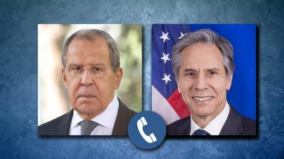 ՌԴ ԱԳ նախարարն ու ԱՄՆ պետքարտուղարը քննարկել են իրանական միջուկային գործարքի վերականգնման հեռանկարները |tert.am|