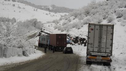 Դիլիջանի ոլորանները փակ են բեռնատարներով երթևեկելու համար․ ոստիկանության զգուշացումը