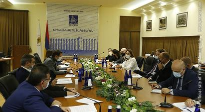 Երևան համայնքն ու ԵՄ կառույցներն ընդլայնում են համագործակցության շրջանակները. քաղաքապետն ընդունել է ԵՄ պատվիրակությանը