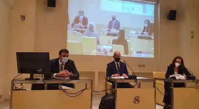 Հայ ռազմագերիների խոշտանգումների մասին զեկույցն Արման Թաթոյանը ներկայացրել է Իտալիայի խորհրդարանում