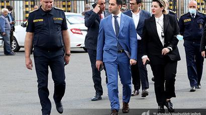 Ռուստամ Բադասյանն աշխատանքային շրջայց է կատարել Մեղրիի մաքսային կետ-բաժնի տարածքում