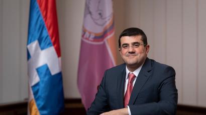 Անգնահատելի է Ձեր դերը ադրբեջանա-ղարաբաղյան հակամարտության խաղաղ և վերջնական կարգավորման գործընթացում. Արայիկ Հարությունյանը՝ Վլադիմիր Պուտինին