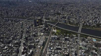 Տոկիոյի մոտակայքում 6.1 մագնիտուդ ուժգնությամբ երկրաշարժ է գրանցվել