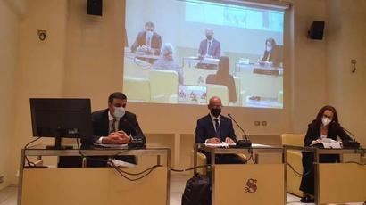 Իտալիայի խորհրդարանում ՀՀ ՄԻՊ-ը ներկայացրել է հայ գերիների նկատմամբ ադրբեջանական խոշտանգումների հիմնավոր ապացույցներ