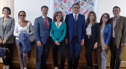 Արման Թաթոյանը Հռոմում միջազգային մի շարք առաջատար ԶԼՄ-ների ներկայացուցիչների պատմել է Ադրբեջանում հայ գերիների խոշտանգումների և ՀՀ սահմանային բնակիչների իրավունքների խախտումների մասին