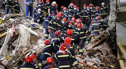 Վրաստանում հոկտեմբերի 11-ը սգո օր է հայտարարվել՝ Բաթումում շենքի փլուզման հետևանքով մահացածների հիշատակին |tert.am|
