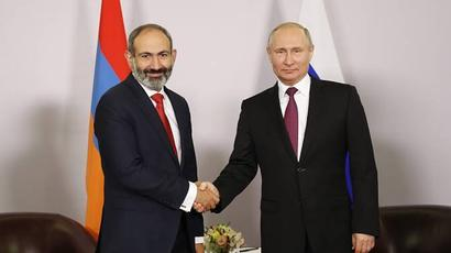 Պեսկովը հայտնել է հոկտեմբերի 12-ին Մոսկվայում Պուտինի և Փաշինյանի հանդիպման նախապատրաստման մասին |armenpress.am|