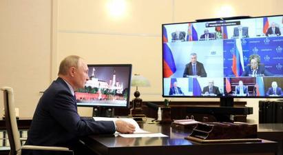 Պուտինն Անվտանգության խորհրդում առաջարկել է քննարկել ԱՊՀ այլ երկրների հետ ՌԴ-ի փոխգործակցությանը վերաբերող հարցեր  armenpress.am 