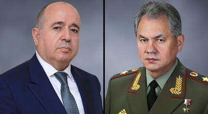 Մոսկվայում կայացել է ՀՀ և ՌԴ պաշտպանության նախարարների հանդիպումը