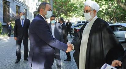 Իրանի գլխավոր դատախազն աշխատանքային այցով Հայաստանում է