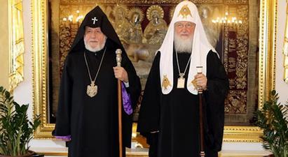 Հավատում ենք, որ Աստծո օգնությամբ, մեր հավատի շնորհիվ, ինչպես նաև բարեկամ երկրների, առաջին հերթին՝ Ռուսաստանի աջակցությամբ կկարողանանք հաղթահարել նաև այս փորձությունը. Գարեգին Բ |tert.am|