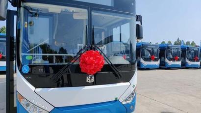 Չինաստանից Երևան բերվող նոր ավտոբուսները սպասարկելու են 17 երթուղի  armenpress.am 