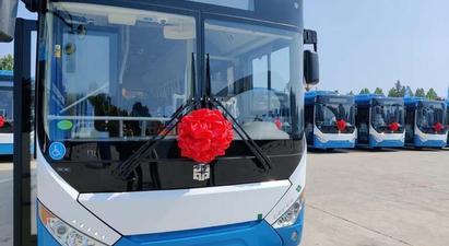 Չինաստանից Երևան բերվող նոր ավտոբուսները սպասարկելու են 17 երթուղի |armenpress.am|