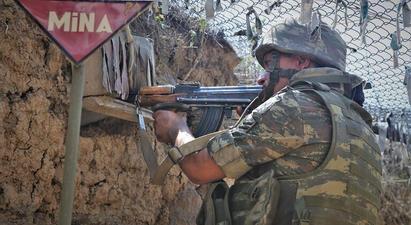 Ադրբեջանի ՊՆ-ն հաղորդում է հայկական կողմի կրակոցից ադրբեջանցի զինծառայողի զոհվելու մասին