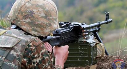 Արցախի ՊՆ-ն հերքում է ադրբեջանցի զինծառայողի զոհվելու մասին լուրը