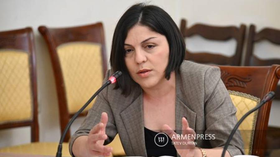 Ադրբեջանը չի գնահատում անգամ իր մշակույթը. Արցախի ԿԳՄՍ նախարար |armenpress.am|