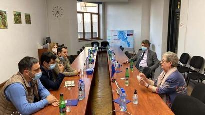 «Հայաստանին անհրաժեշտ է գիտության ոլորտի կուռ ռազմավարություն»․ Անդրեա Վիկտորինը հանդիպել է «Գիտուժ» շարժման ներկայացուցիչներին