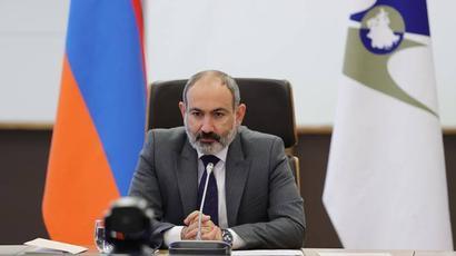 Փաշինյանը վերահաստատեց Հայաստանի հանձնառությունը եվրասիական ինտեգրման հիմքում ընկած գաղափարներին |armenpress.am|