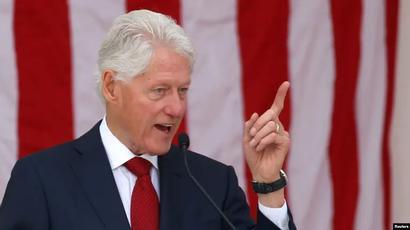 Բիլ Քլինթոնը հոսպիտալացվել է |azatutyun.am|