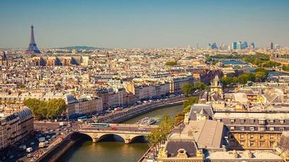 Փարիզի սրտում գտնվող հատվածներից մեկը անվանակոչվել է Հայաստանի անունով