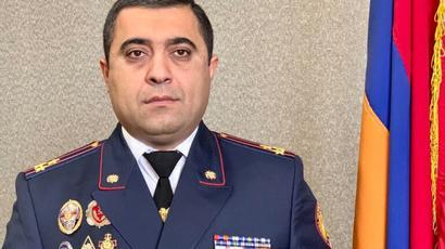 ՀՀ քննչական կոմիտեի Երևան քաղաքի քննչական վարչությունը նոր պետ ունի