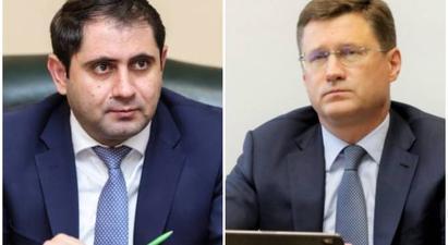 Սուրեն Պապիկյանն ու ՌԴ փոխվարչապետն անդրադարձել են «Հյուսիս-Հարավ էլեկտրաէներգետիկական միջանցք» նախաձեռնության իրականացման հնարավորություններին