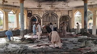 Պայթյուն Ղանդահարի շիա մզկիթում. զոհվել է առնվազն 62 մարդ |hetq.am|