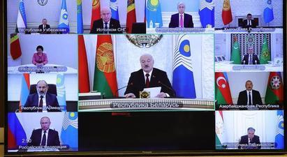 ԱՊՀ-ի պետությունների ղեկավարները համատեղ հայտարարություն են ընդունել    armenpress.am 