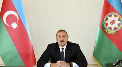 Ադրբեջանը Հայաստանի հետ հակամարտությունը կարգավորել է ռազմա-քաղաքական եղանակով, պատրաստ ենք նաև բանակցություններ սկսել Հայաստանի հետ խաղաղ պայմանագրի շուրջ. Ալիև |tert.am|