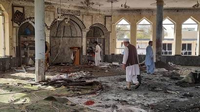 «Իսլամական պետությունը» ստանձնել է Ղանդահարի շիա մզկիթի ահաբեկչության պատասխանատվությունը |hetq.am|