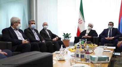 Ավարտվել է Իրանի Իսլամական Հանրապետության գլխավոր դատախազի եռօրյա այցը Հայաստան