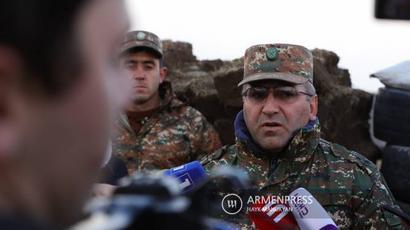 2-րդ զորամիավորումն ունակ է կատարելու իր առջև դրված ցանկացած խնդիր. գնդապետ Պետրոսյան |armenpress.am|