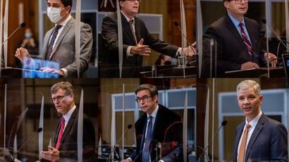 Արդարադատության միջազգային դատարանում ավարտվել են «Հայաստանն ընդդեմ Ադրբեջանի» դատական գործի շրջանակում ՀՀ-ի ներկայացրած հրատապ միջոցների վերաբերյալ լսումները. որոշումը կհրապարակվի սեղմ ժամկետում